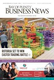 Bay of Plenty Business News January/February 2017