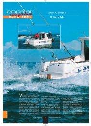 Arsrar 20 Series II - Arvor Boats Australia