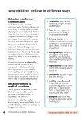 Understanding your child's behaviour - Page 4