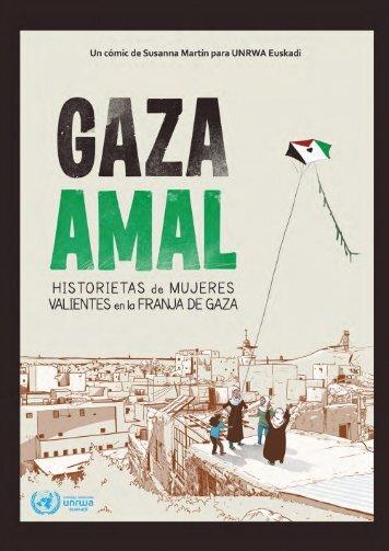 GAZA_AMAL_Comic