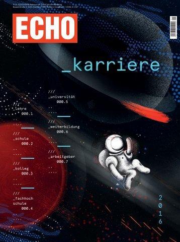 ECHO Karriere 2016