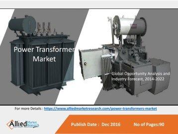 Power Transformer Market