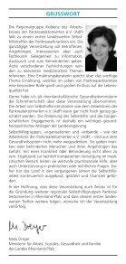 257070 Leipzig - Arbeitskreis der Pankreatektomierten e.V. - Page 2
