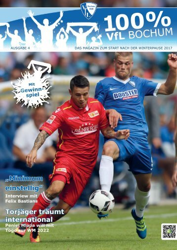 100% VfL Bochum – Ausgabe 4