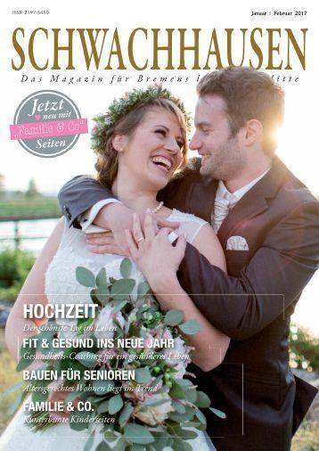 SCHWACHHAUSEN Magazin | Januar-Februar 2017