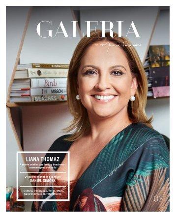 Revista Galeria por Márcia Travessoni - edição 03