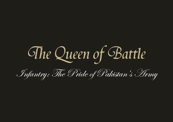 The Queen Of Battle
