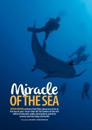 Miracle of the Sea
