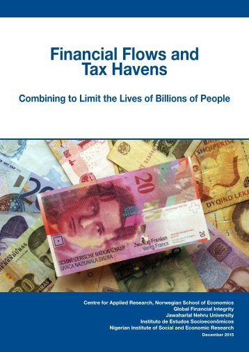 Financial Flows and Tax Havens