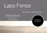 Katalog Securo Lace Fence 2016 _ansicht