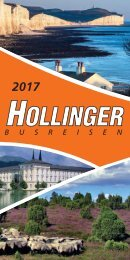 Hollinger Jahresprogramm 2017