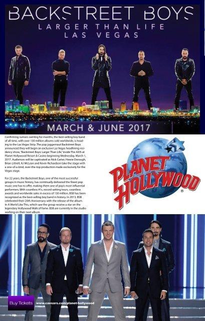 LIVE Magazine #251 Feb 10  2017