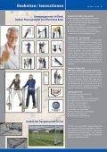 Bewegungsparcours im Trend Der «schlanke» Abschluss für ... - Seite 3