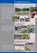 Bewegungsparcours im Trend Der «schlanke» Abschluss für ... - Seite 6