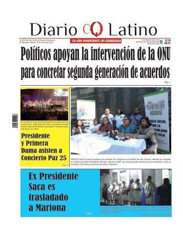 Edición 17 de Enero de 2017