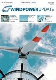 WindpowerUpdate 19 - Nordex