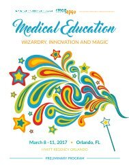 WIZARDRY INNOVATION AND MAGIC March 8–11 2017 Orlando FL