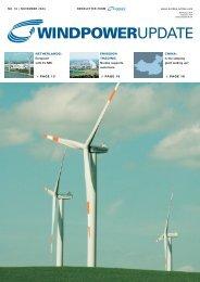 WindpowerUpdate 18 - Nordex