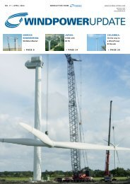 Download WindpowerUpdate 17 - Nordex