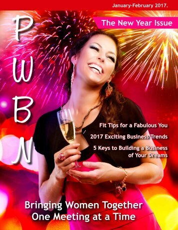 PWBN Magazine - New Year Issue
