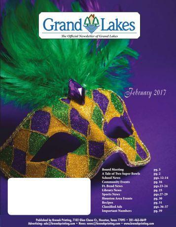 Grand Lakes February 2017