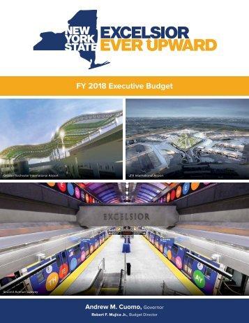 FY 2018 Executive Budget