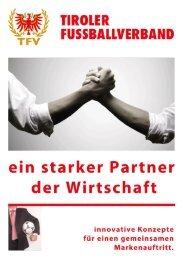 TFV als Partner der Wirtschaft