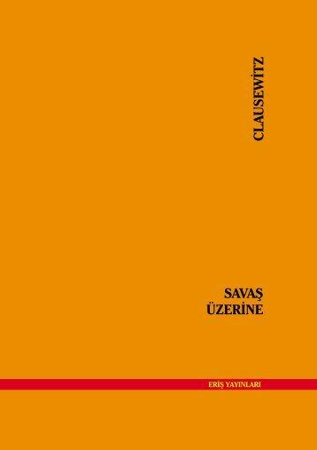 Clausewitz-savas-uzerine