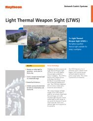 Light Thermal Weapon Sight (LTWS) - Tradesegur