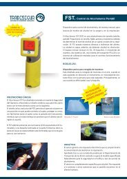 Alco‐Sensor FST - Tradesegur