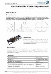 + info - Galerias de Tiro