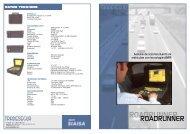 Video Detección de Matrículas Roadrunner - Tradesegur