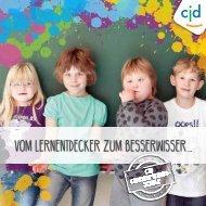 Imagebroschüre CJD Erfurt Christophorusschule