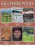 Globerovers Magazine, Dec 2016 - Page 6