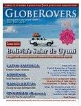 Globerovers Magazine, Dec 2016 - Page 7