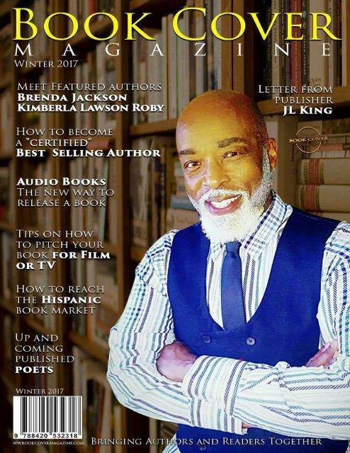 BOOK COVER MAGAZINE - WINTER EDITION - 2017