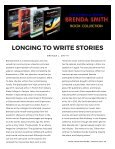 BOOK COVER MAGAZINE - WINTER EDITION - 2017 - Page 6