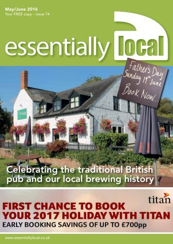 Essentially Local May-June 2016