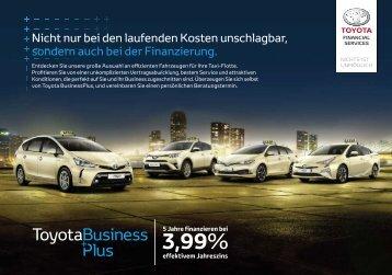 Taxi-Finanzierung