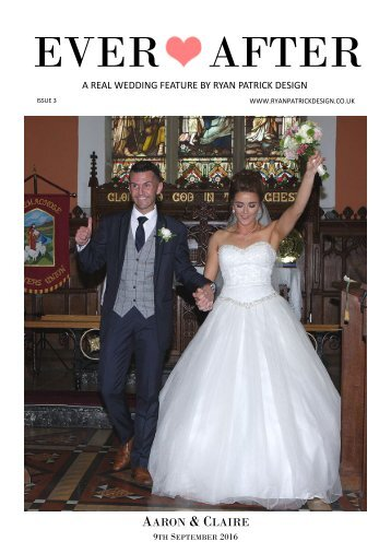 Ever After Issue 3 - Aaron & Claire Heaney
