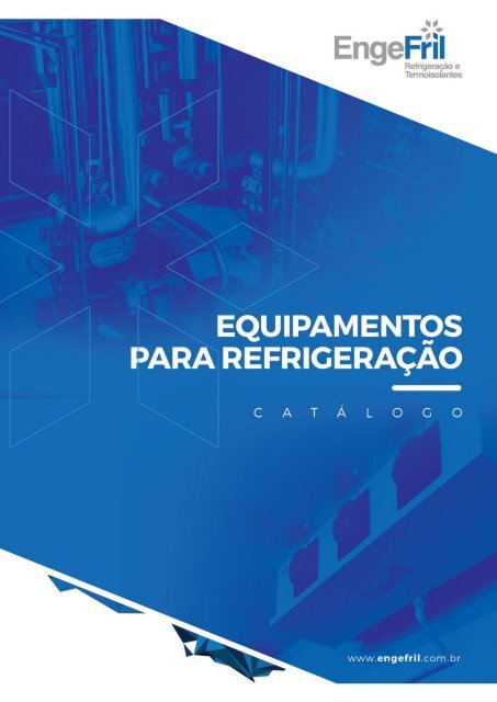 Catálogo Digital de Equipamentos - Engefril