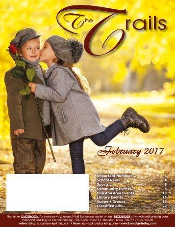 Oak Park Trails February 2017