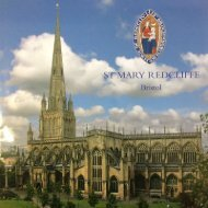 St Mary Redcliffe Visitor Guide