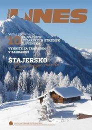In Drive Magazin Slovak Lines 1/2017