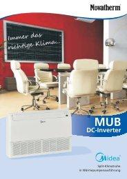 DC-Inverter - Novatherm Klimageräte GmbH