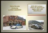 EX3 MCE Aigner Mercedes 600