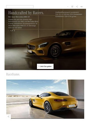 EX3 MB-AMG GT Highlight special-hoch