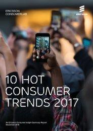 10 Hot Consumer Trends 2017