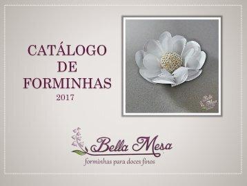 Catálogo BELLA MESA 2017