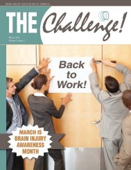 THE Challenge! Winter 2011